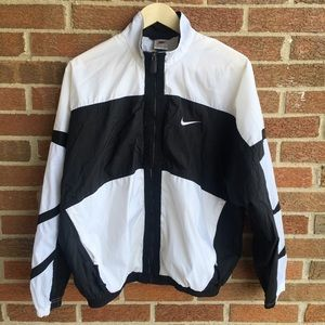 Vintage 90s Nike Windbreaker Jacket Colorblock